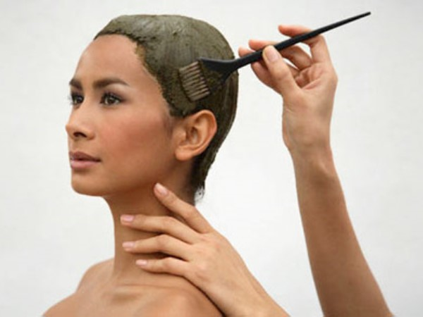 Как покрасить короткие волосы в домашних условиях самому себе 337