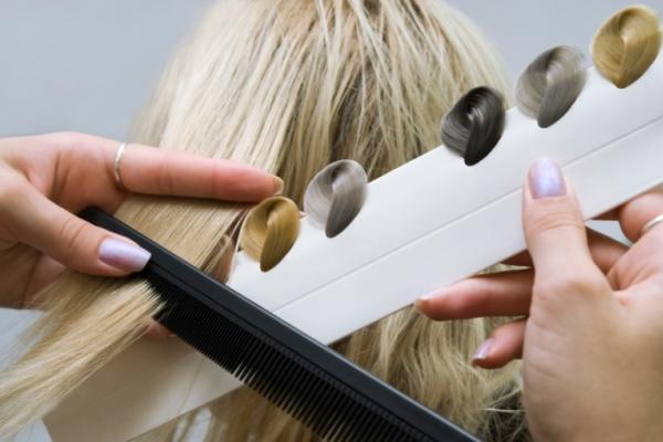 Красим волосы в домашних условиях эстель