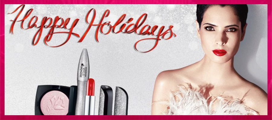 Lancome Happy Holidays Collection: фото