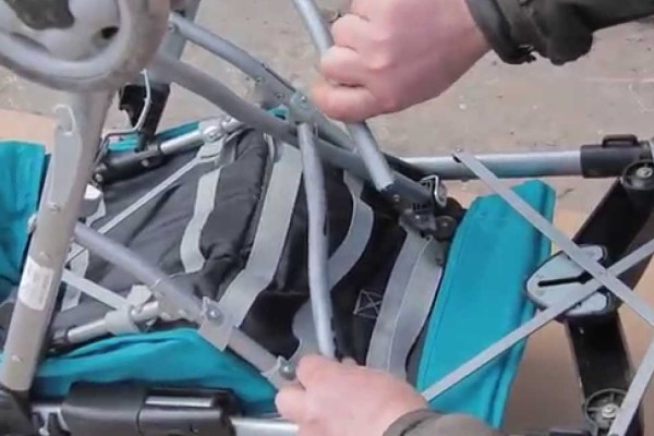 Ремонт ручки детской коляски своими руками 94