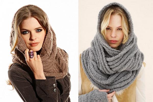 Правильный шарф