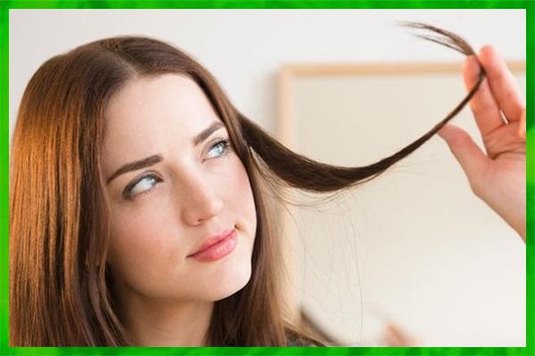 Эффективная маска против сухих волос