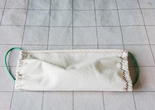 медицинская маска своими руками из ткани