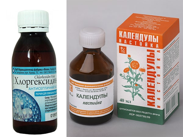 Антисептик для рук с хлоргексидином своими руками